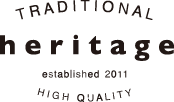 heritage web shop