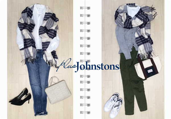 Johnstonsストール KNOCKMORE