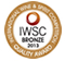 IWSC[International Wine and Spirit Competition](イギリス) 銅賞