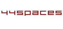 Logo/44spaces