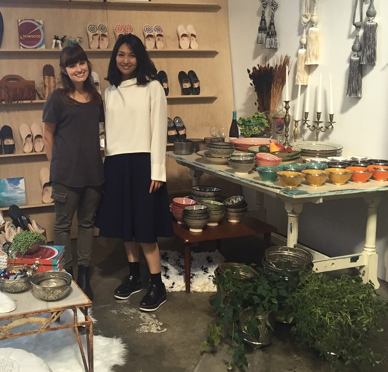 201511LAPOP UP SHOPスタート