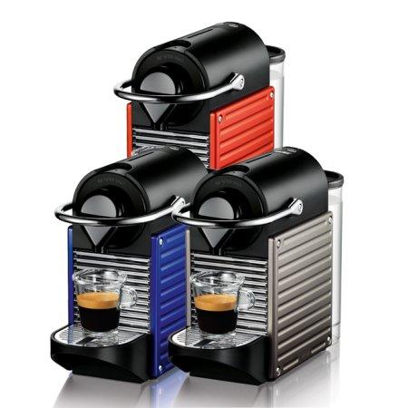 ネスプレッソ Turmix Pixie Espresso Capsule Machine