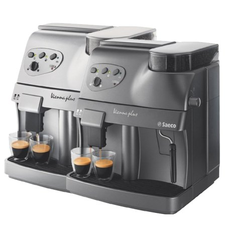 saeco vienna plus superautomatic espresso machine certified refurbished