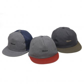 GACIOUS: TWO-TONE 5PANEL CAP