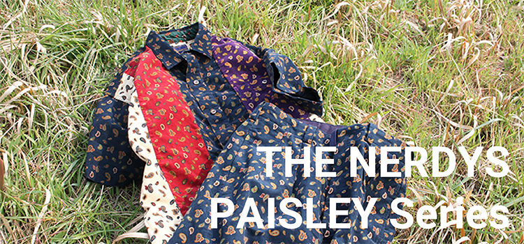 THE NERDYS PAISLEY series