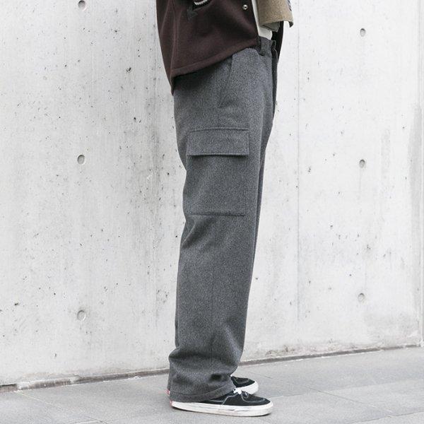 .efiLevol(エフィレボル) / Wide Cargo Pants(ワイドカーゴパンツ)