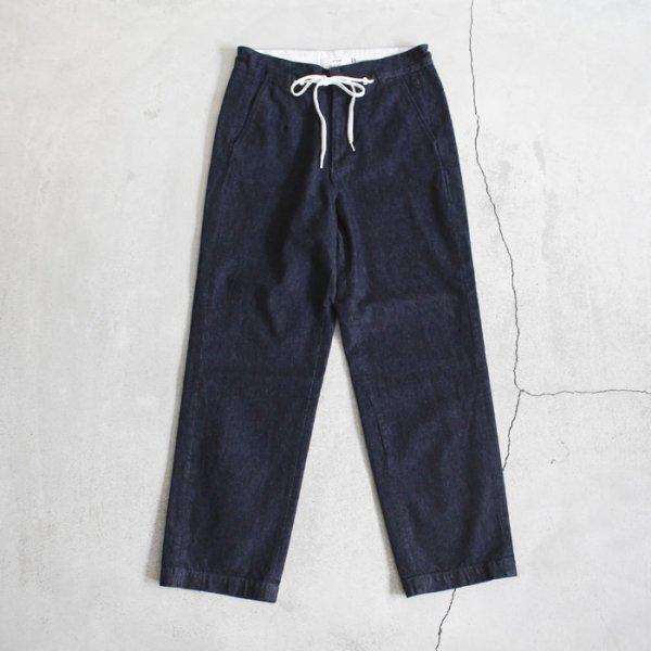 .efiLevol(エフィレボル) / Wide Denim Pants W(ワイドデニムパンツ)