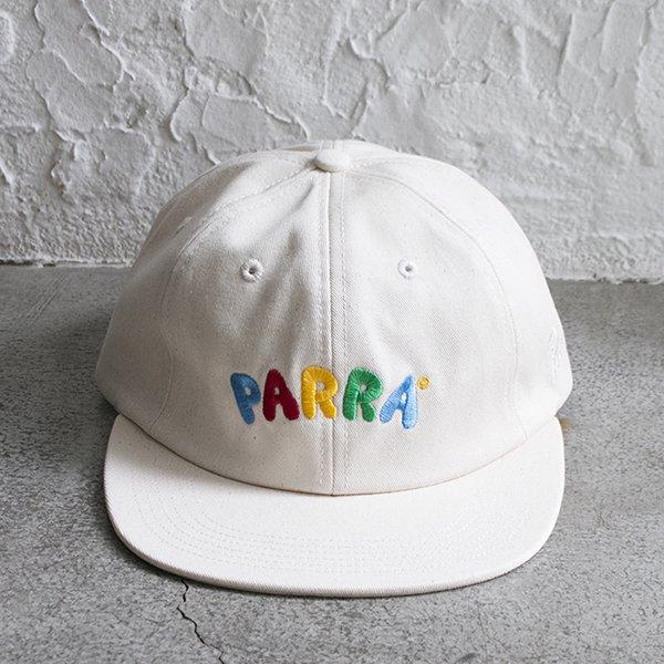 Parra(パラ) / 6panel hat toy logo