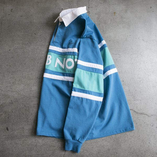 Parra(パラ) / heavy rugby shirt club not
