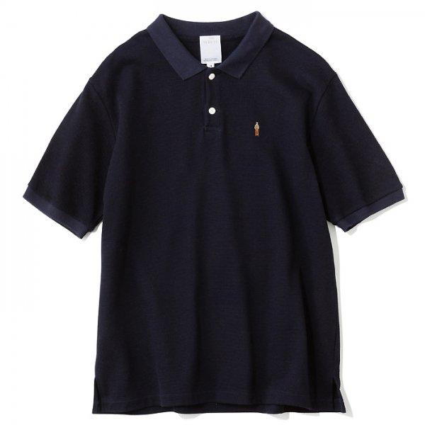 THE NERDYS(ナーディーズ) / WOODYA polo shirt(ウディポロシャツ)