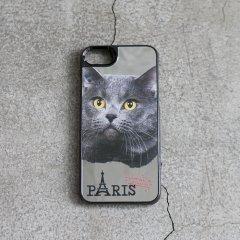 LAMINA / CANVER classic×LAMINA EFILEVOL Paris Cat ミラーハードケースA
