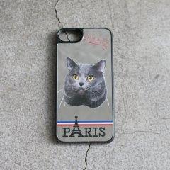 LAMINA / CANVER classic×LAMINA EFILEVOL Paris Cat ミラーハードケースB
