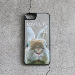 《受注生産商品》LAMINA / CANVER classic×LAMINA EFILEVOL Love It Rabbit ミラーハードケースA