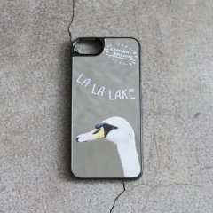 LAMINA / CANVER classic×LAMINA EFILEVOL Lake Swan ミラーハードケース