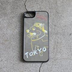LAMINA / CANVER classic×LAMINA EFILEVOL Tokyo Dog Illust ミラーハードケース