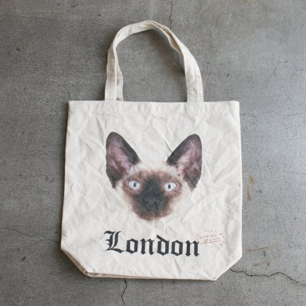 《予約商品》LAMINA / London Cat Bag