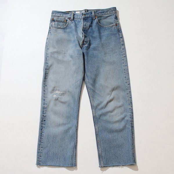 BIN <br /> Remake Denim Straight