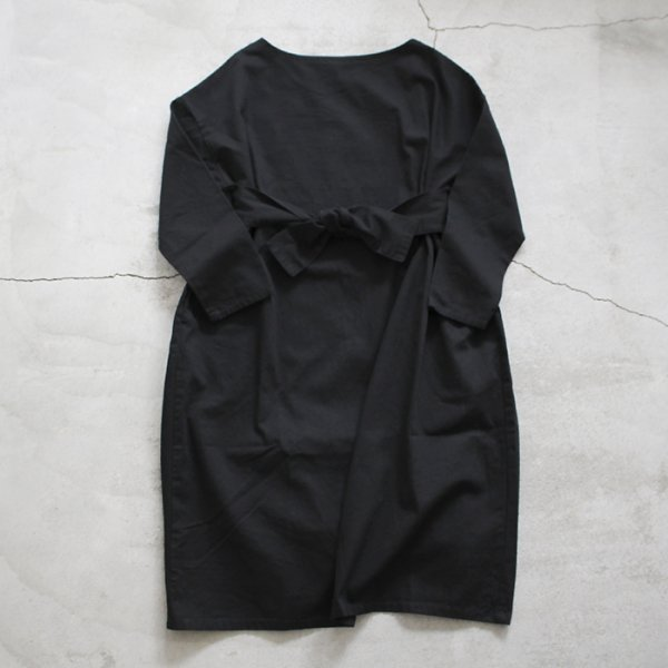 YARMO<br /> Smock Dress with Belt