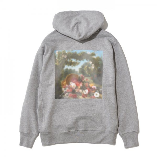 EFILEVOL<br />Mosaiced Famous Painting Hoodie