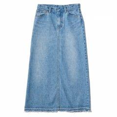 EFILEVOL エフィレボル<br />Denim Skirt デニムスカート