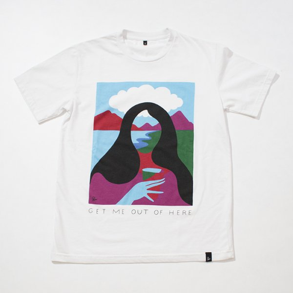 Parra<br /> t-shirt get me out of here