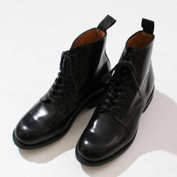 SANDERS サンダース<br />MILITARY DERBY BOOT ミリタリーダービーブーツ