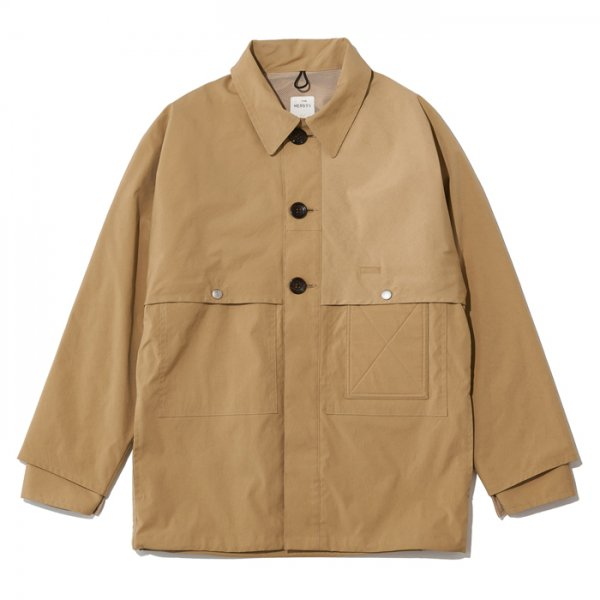 THE NERDYS <br /> DOUBLUE logger jacket