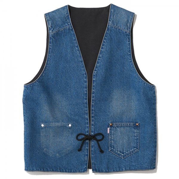 THE NERDYS <br /> JEAN reversible vest