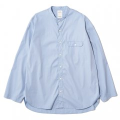 THE NERDYS<br /> BAND collar shirt
