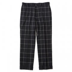 THE NERDYS <br />PIPE windowpane slacks