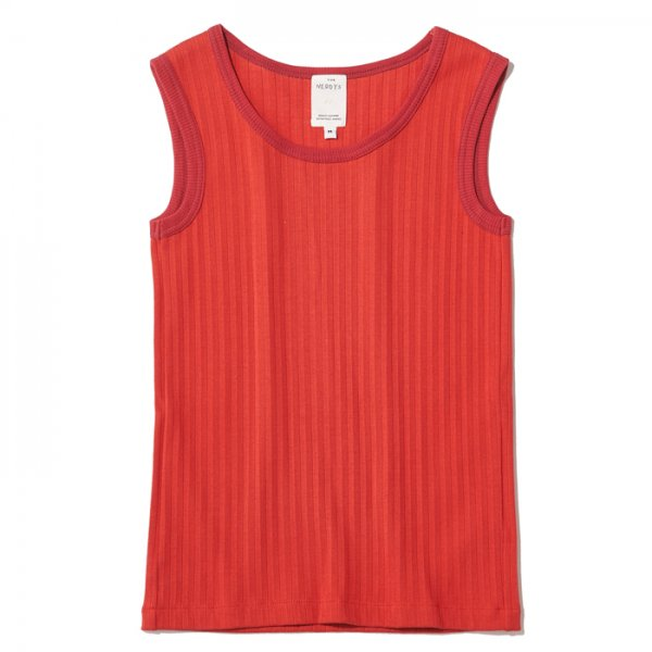 <img class='new_mark_img1' src='//img.shop-pro.jp/img/new/icons8.gif' style='border:none;display:inline;margin:0px;padding:0px;width:auto;' />THE NERDYS<br /> PLEATS Tank top