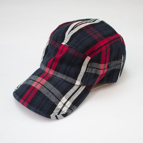 EFILEVOL <br /> Water  Resistant Checked 5Panel Cap