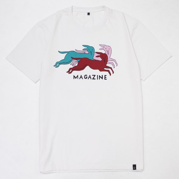 Parra /  t-shirt dog magazine