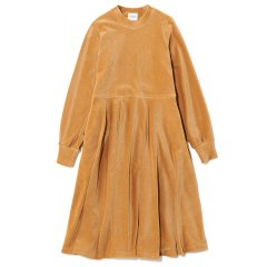 EFILEVOL エフィレボル <br />Corduroy Long Dress コーデュロイロングドレス