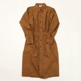 YARMO ヤーモ<br />Shirts Dress シャツドレス