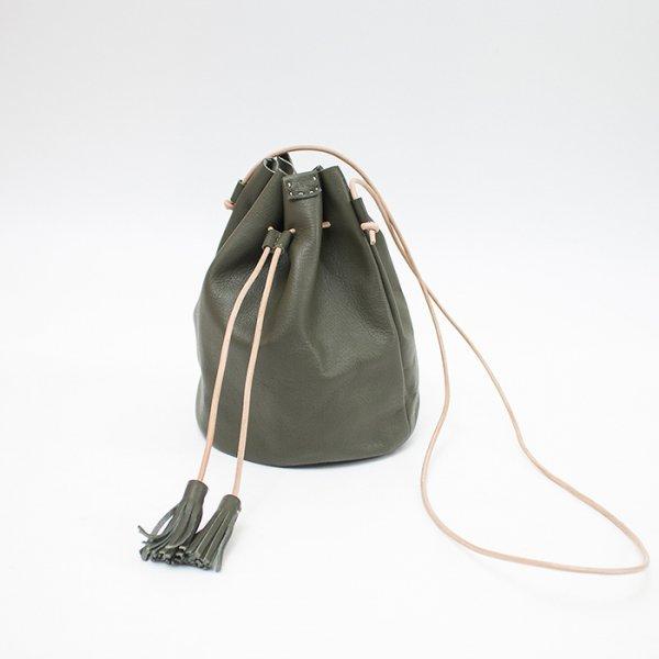 ERINACEUS  エリナケウス<br />MINI BUCKET BAG ミニバケットバッグ
