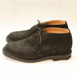 SANDERS サンダース<br />3Tie Chukka Boots 3タイチャッカブーツ