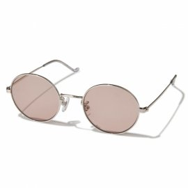 THE NERDYS ザ ナーディーズ<br /> METAL circle sun glasses メタルサークルサングラス