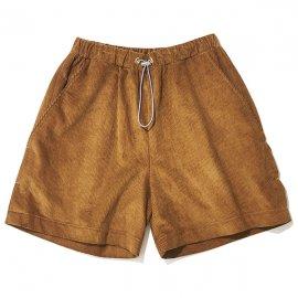 EFILEVOL エフィレボル / Corduroy x Mesh Shorts コーデュロイ×メッシュショーツ