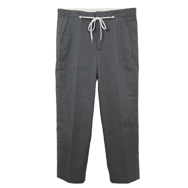 EFILEVOL エフィレボル / Shoelace Belt Pants シューレースベルトパンツ
