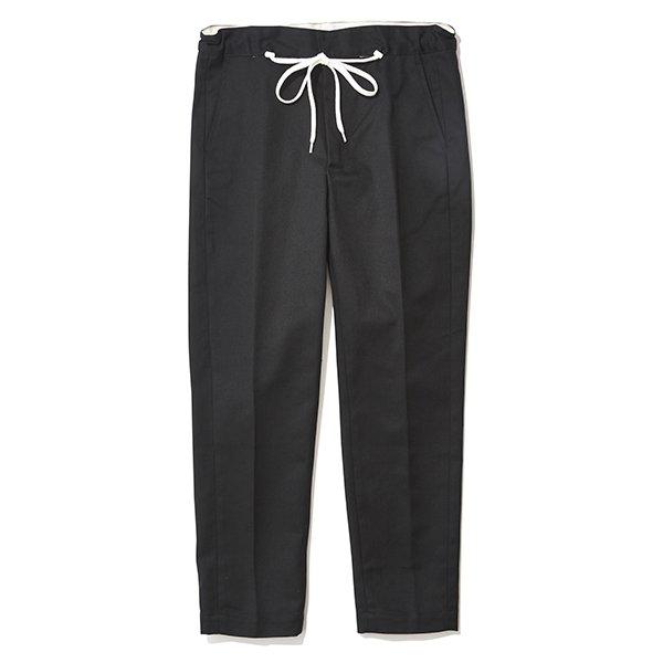 EFILEVOL エフィレボル / Shoelace Belt Tapered Pants シューレースベルトテーパードパンツ