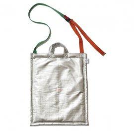EFILEVOL エフィレボル / Silver x Fur Shoulder Tote Bag シルバー×ファーショルダートートバッグ
