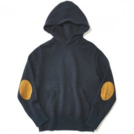 <img class='new_mark_img1' src='https://img.shop-pro.jp/img/new/icons8.gif' style='border:none;display:inline;margin:0px;padding:0px;width:auto;' />THE NERDYS ザナーディーズ / HARD cotton knit parka ハードコットンニットパーカ