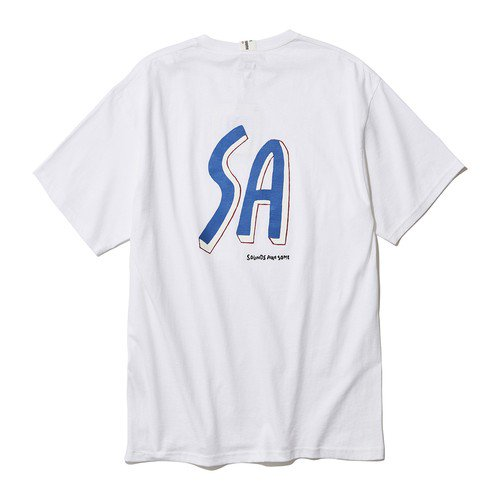 <img class='new_mark_img1' src='//img.shop-pro.jp/img/new/icons8.gif' style='border:none;display:inline;margin:0px;padding:0px;width:auto;' />SOUNDS AWESOME / SA Logo printed  T-shirt
