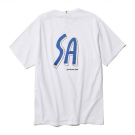 <img class='new_mark_img1' src='https://img.shop-pro.jp/img/new/icons8.gif' style='border:none;display:inline;margin:0px;padding:0px;width:auto;' />SOUNDS AWESOME / SA Logo printed  T-shirt