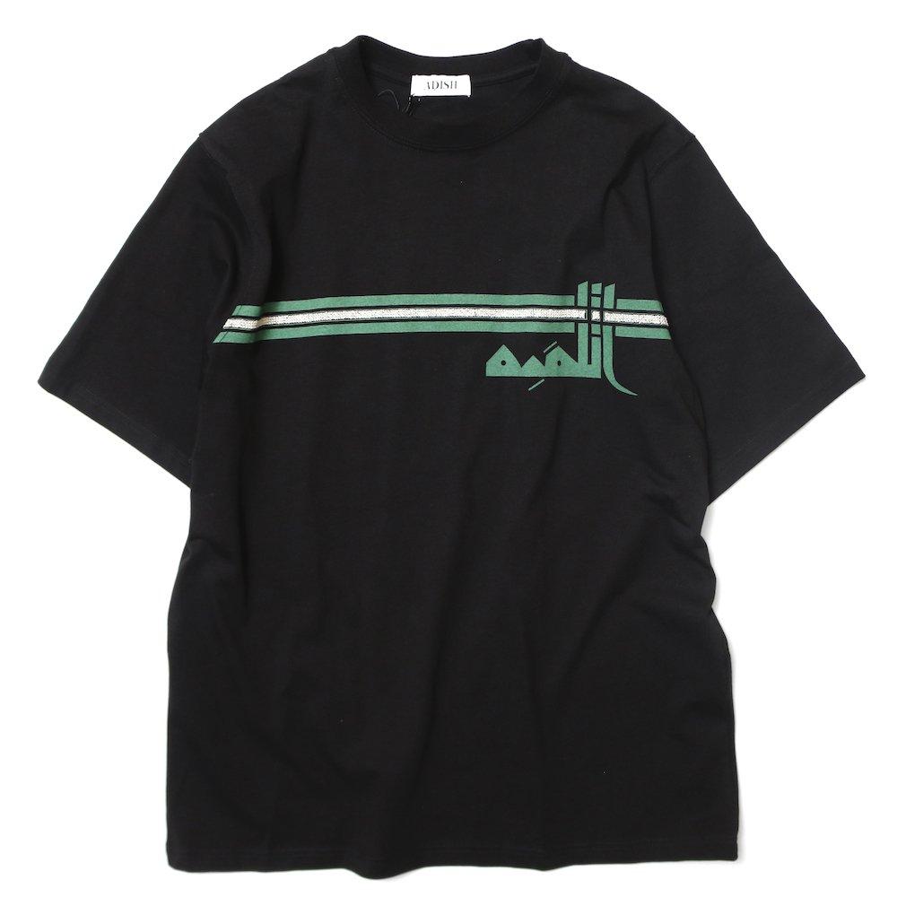 <img class='new_mark_img1' src='https://img.shop-pro.jp/img/new/icons20.gif' style='border:none;display:inline;margin:0px;padding:0px;width:auto;' />ADISHアディッシュ / Short Sleeve Lakiya Logo T-Shirt
