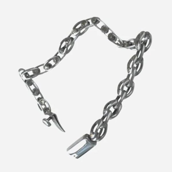 <img class='new_mark_img1' src='//img.shop-pro.jp/img/new/icons8.gif' style='border:none;display:inline;margin:0px;padding:0px;width:auto;' />fifth. フィフス /  Silver Bracelet シルバーブレスレット