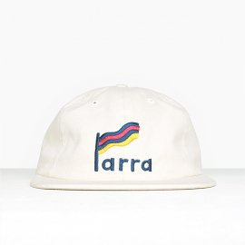 Parra パラ /  striped flag 6 panel hat ストライプフラッグ6パネル