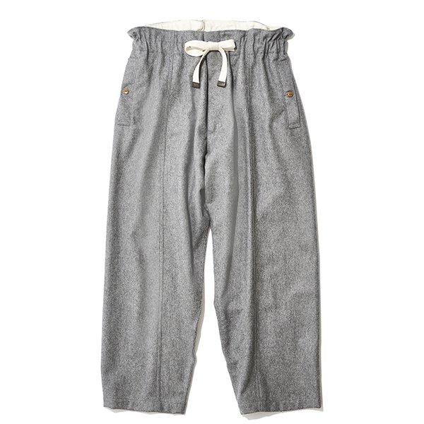 THE NERDYS ザ ナーディーズ / Wool clasical pants ウールクラシカルパンツ