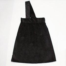 YARMO ヤーモ / Corduroy One Shoulder Apron Skirt コーデュロイワンショルダーエプロンスカート
